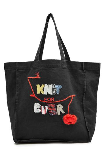 Sonia Rykiel Sonia Rykiel Knit Forever Tote
