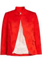 Zadig & Voltaire Zadig & Voltaire Satin Jacquard Jacket