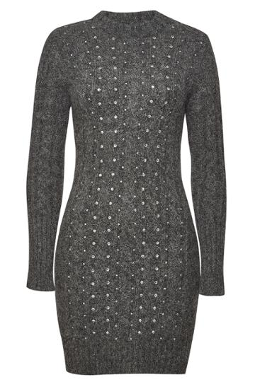 Philosophy Di Lorenzo Serafini Philosophy Di Lorenzo Serafini Knit Dress With Alpaca And Virgin Wool