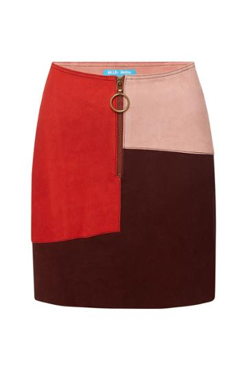M.i.h Jeans M.i.h Jeans Dalary Suede Skirt
