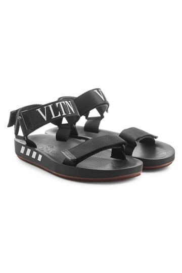 Valentino Valentino Logo Sandals