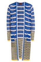 Missoni Missoni Striped Knit Long Cardigan - Multicolor