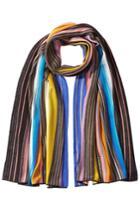 Missoni Missoni Striped Knit Scarf - Multicolor