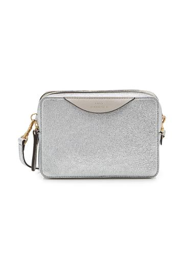 Anya Hindmarch Anya Hindmarch Double Stack Leather Crossbody Bag