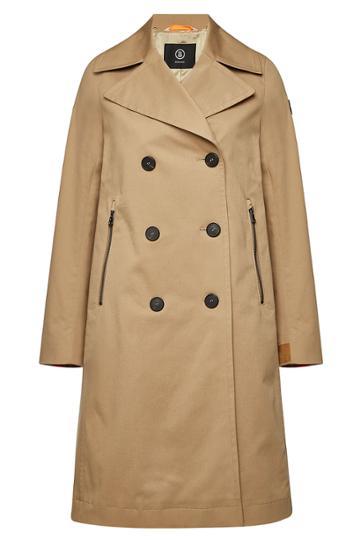 Bogner Bogner Becca Cotton Trench Coat