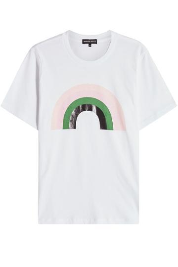 Markus Lupfer Markus Lupfer Rainbow Alex Cotton T-shirt