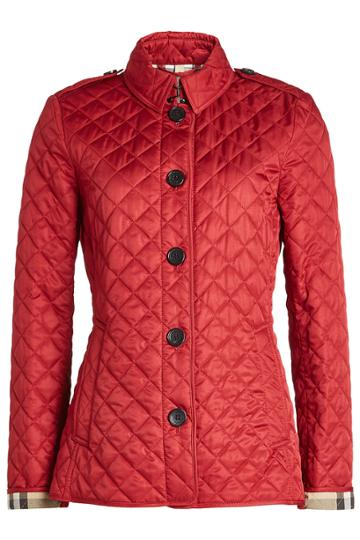 Burberry Burberry Quilted Jacket