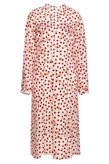 Kenzo Kenzo Printed Midi Dress