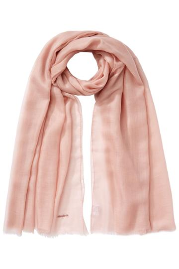 Agnona Agnona Cashmere Scarf - Pink