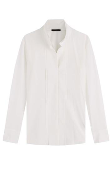 Donna Karan Donna Karan Cotton Shirt - None