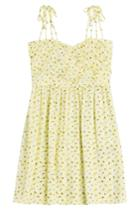 The Kooples The Kooples Printed Dress - Yellow