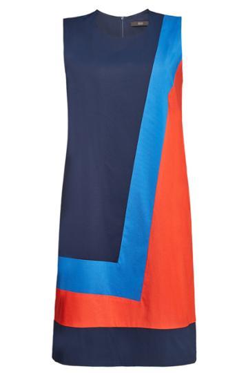 Steffen Schraut Steffen Schraut Victoria Mini Dress With Cotton