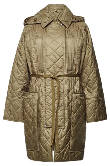 Burberry Burberry Quilted Coat
