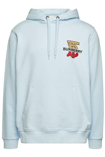 Burberry Burberry Cotton Ailford Hoodie