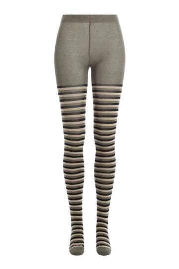 Sonia Rykiel Sonia Rykiel Striped Tights - Multicolor