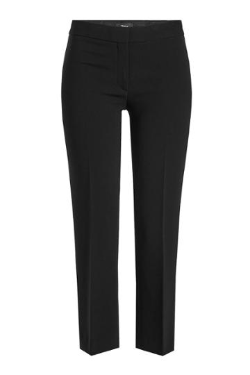 Theory Theory Crepe Pleated Trousers
