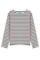 M I H M I H Striped Cotton Longsleeve Shirt - Stripes
