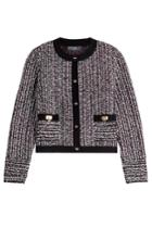 Salvatore Ferragamo Salvatore Ferragamo Virgin Wool Jacket - Multicolor