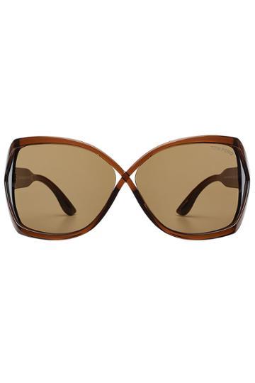 Tom Ford Tom Ford Oversized Sunglasses