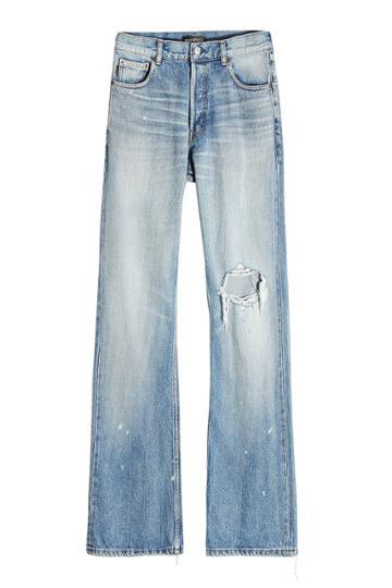 Balenciaga Balenciaga Bootleg Jeans