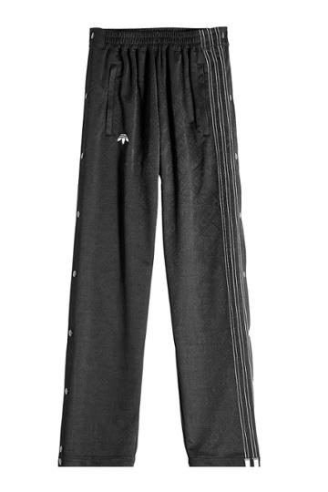 Adidas Originals By Alexander Wang Adidas Originals By Alexander Wang Jacquard Snap Track Pants
