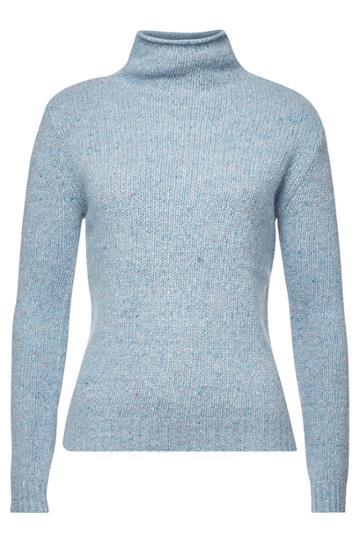 Majestic Majestic Cashmere Turtleneck Pullover