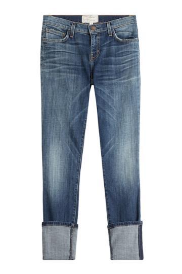 Current/elliott Current/elliott Cropped Jeans - None