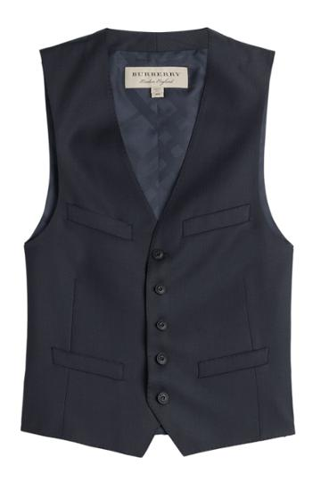 Burberry Brit Burberry Brit Wool Vest - Blue