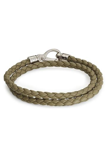 Tod's Tod's Leather Bracelet