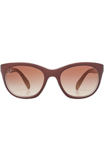 Ray-ban Ray-ban Rb4216 Sunglasses - Red