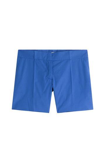 Vanessa Bruno Vanessa Bruno Cotton Shorts - Blue