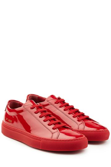 Common Projects Common Projects Patent Leather Sneakers