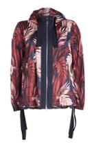 Moncler Moncler Printed Jacket With Hood