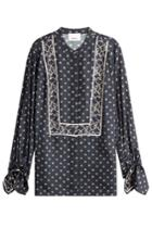 3.1 Phillip Lim 3.1 Phillip Lim Silk Tunic Blouse