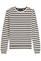 A.p.c. A.p.c. Striped Cotton Pullover