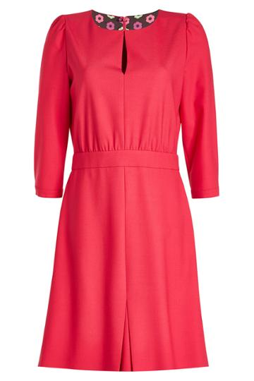 Boutique Moschino Boutique Moschino Dress With Wool