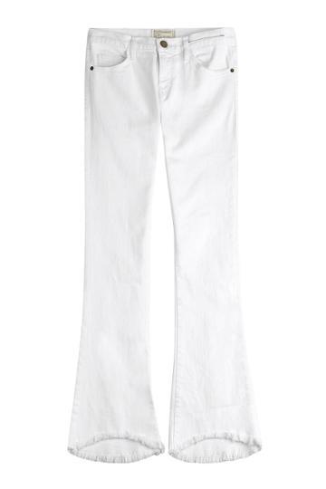Current/elliott Current/elliott Flared Jeans - None