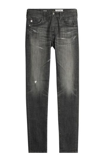 Adriano Goldschmied Adriano Goldschmied Distressed Straight Leg Jeans