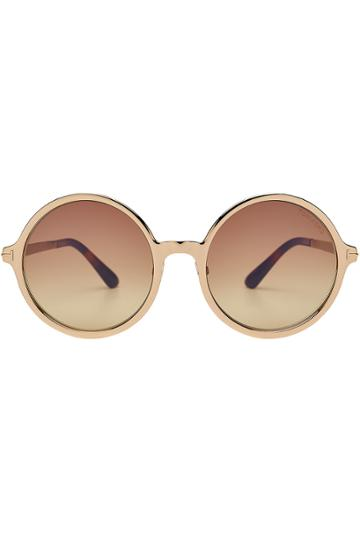 Tom Ford Tom Ford Round Frame Sunglasses