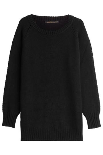 Agnona Agnona Cashmere Pullover - Black