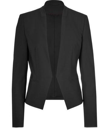 Hugo Tuxedo Blazer Black