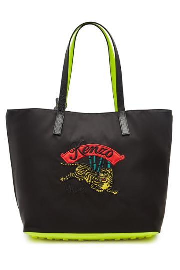 Kenzo Kenzo Logo Shopper