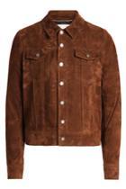 Saint Laurent Saint Laurent Suede Jacket