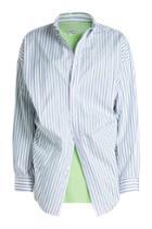 Balenciaga Balenciaga Cotton Shirt With T-shirt