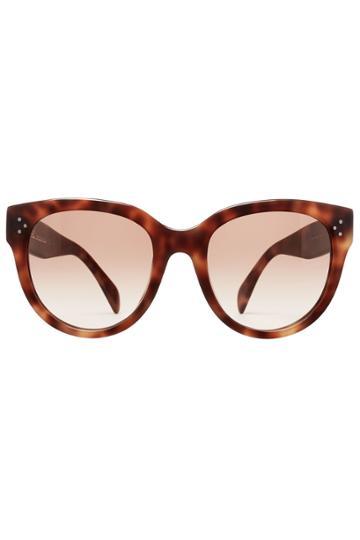 Céline Eyewear Céline Eyewear Oversized Sunglasses