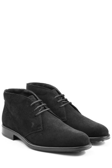 Tod's Tod's Suede Desert Boots