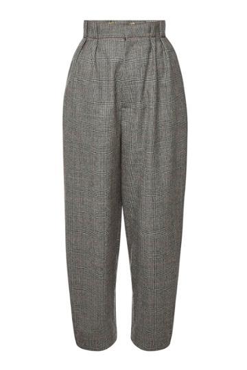 Roland Mouret Roland Mouret Henson Printed Wool Pants