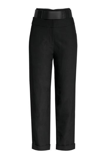 Donna Karan Donna Karan Tailored Pants - Black