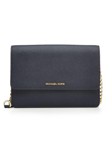 Michael Michael Kors Michael Michael Kors Leather Cross-body Bag