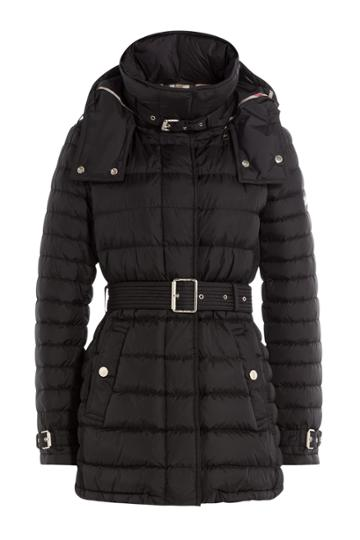 Burberry Brit Burberry Brit Hooded Puffer Jacket